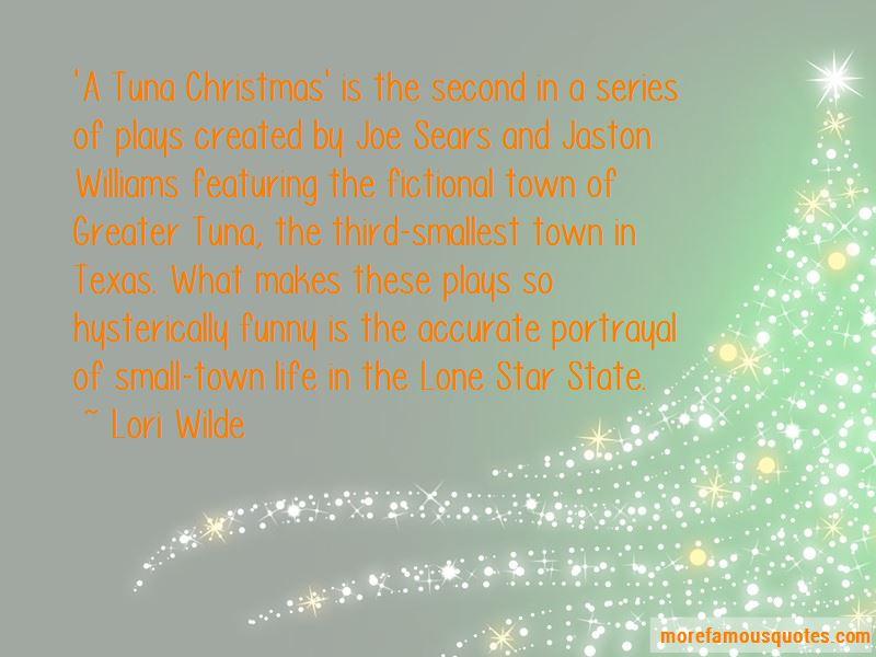 Tuna Christmas Quotes