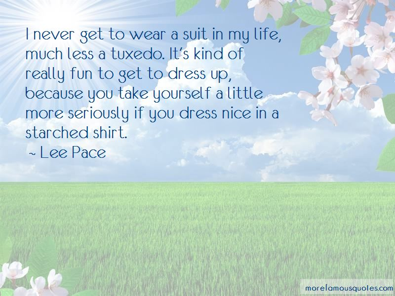 Tuxedo Shirt Quotes Pictures 2