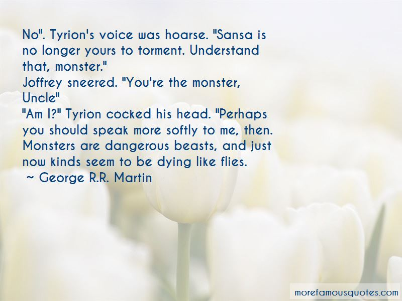 Tyrion And Sansa Quotes Pictures 4