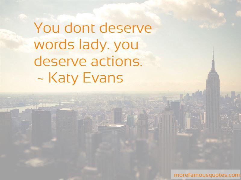 U Dont Deserve Me Quotes