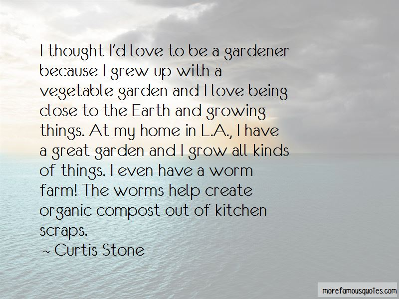 Vegetable Growing Quotes Pictures 2