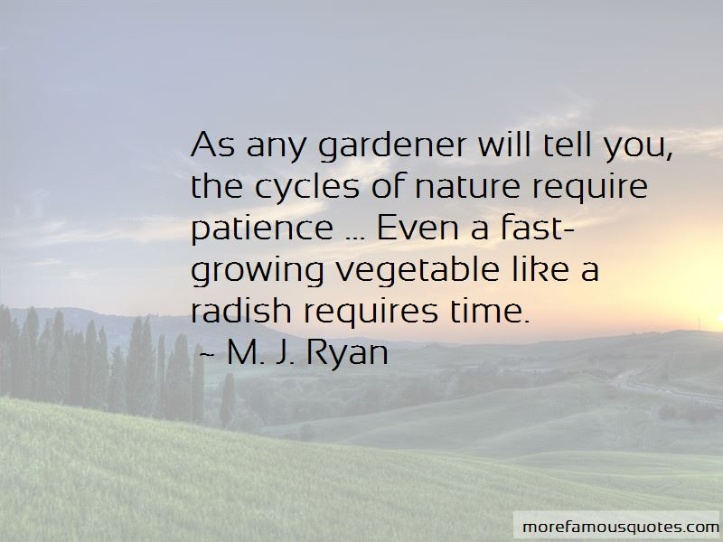 Vegetable Growing Quotes Pictures 4
