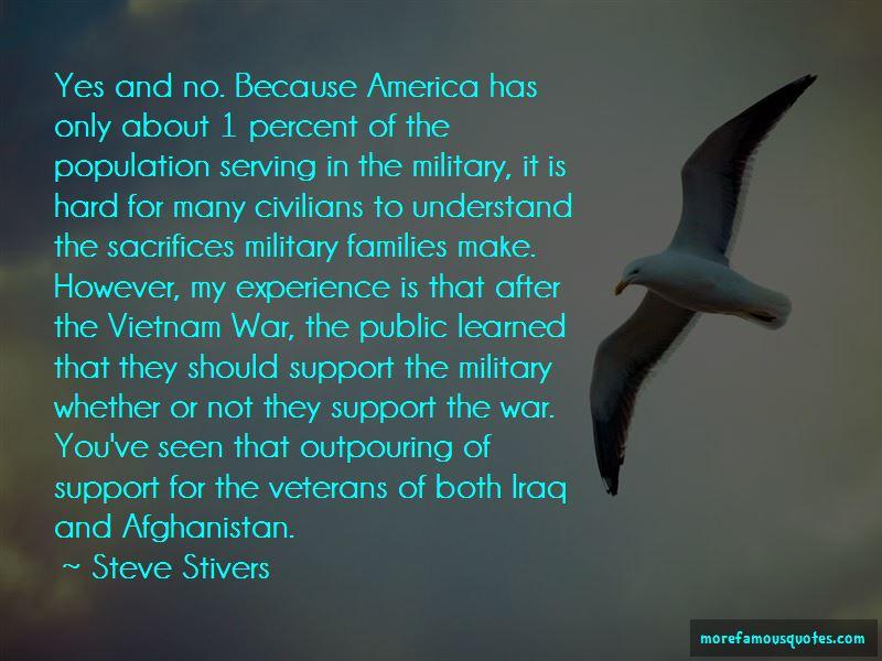 Vietnam War Military Quotes