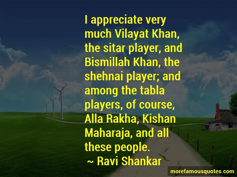 Vilayat Khan Quotes