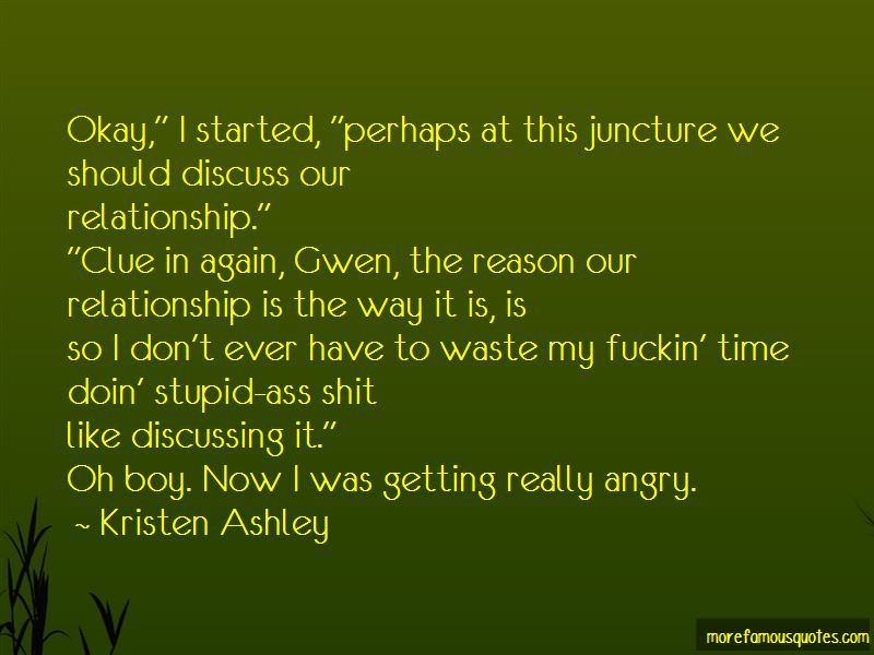Waste Of Time Relationship Quotes
