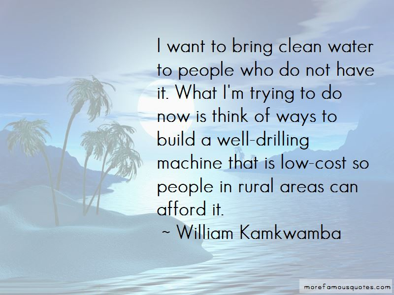 Water Well Drilling Quotes