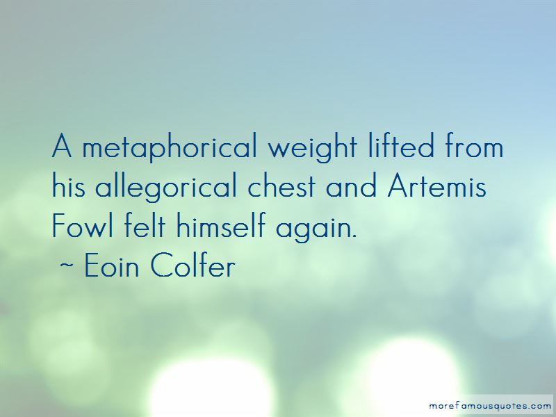 Weight Lifted Quotes