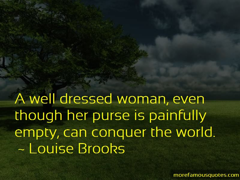 Well Dressed Woman Quotes Pictures 4