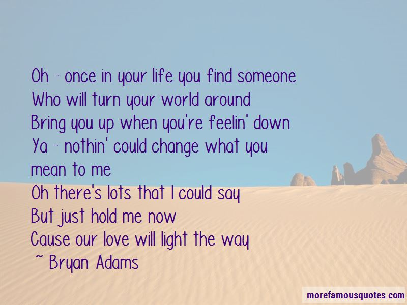 When You Say I Love You Mean It Quotes Pictures 2