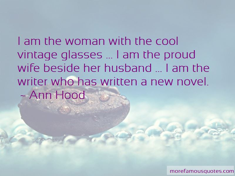 Wife Proud Of Husband Quotes: top 4 quotes about Wife Proud