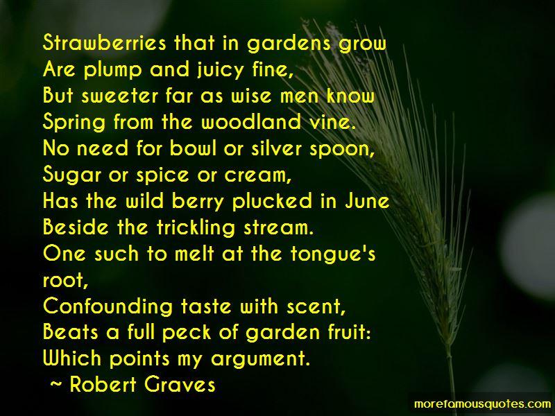 Wild Berry Quotes