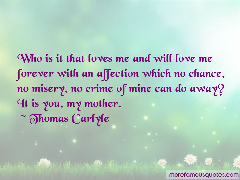 Will U B Mine Forever Quotes