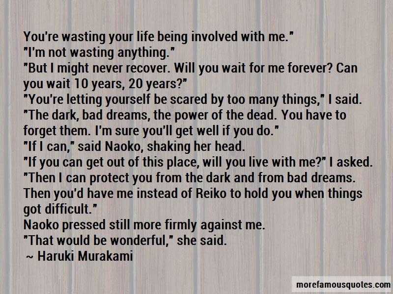 Will Wait For You Forever Quotes Pictures 3