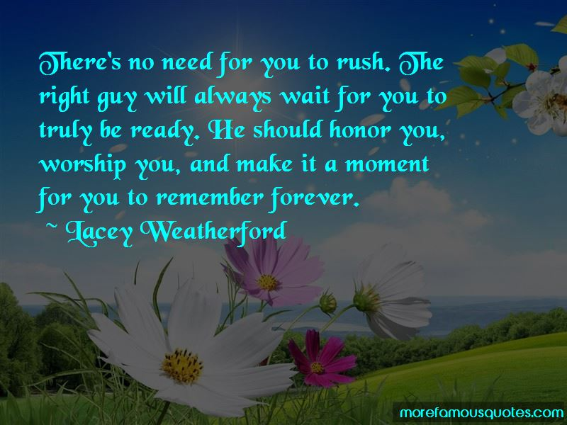Will Wait For You Forever Quotes Pictures 4