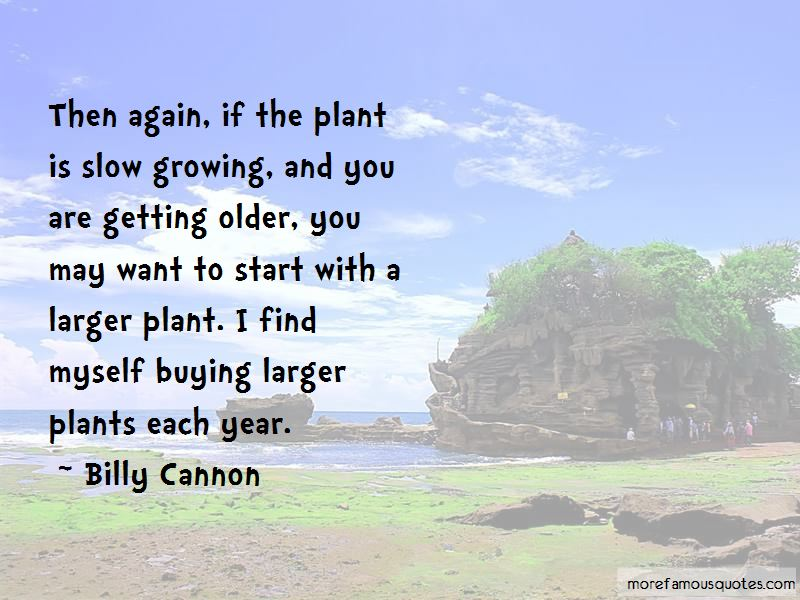 You Are Getting Older Quotes