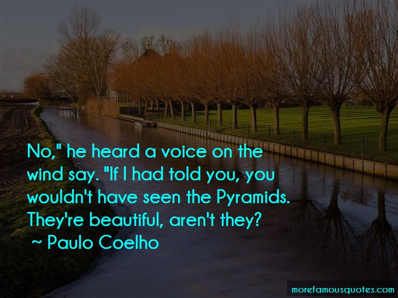 You Have Beautiful Voice Quotes