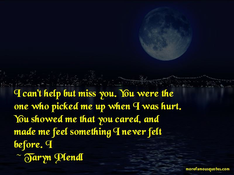 You Hurt Me But I Miss You Quotes Pictures 4