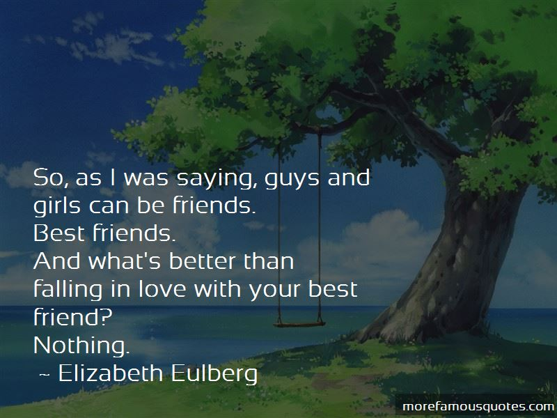 Your My Best Friend And Love Quotes