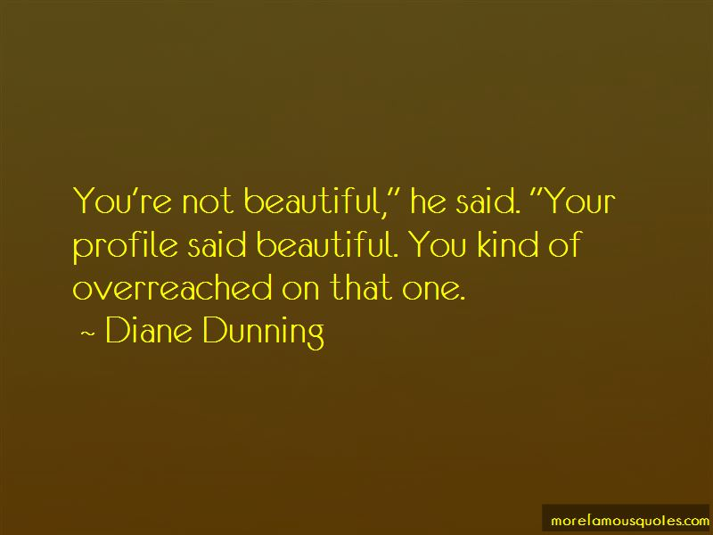 You're Not Beautiful Quotes Pictures 2