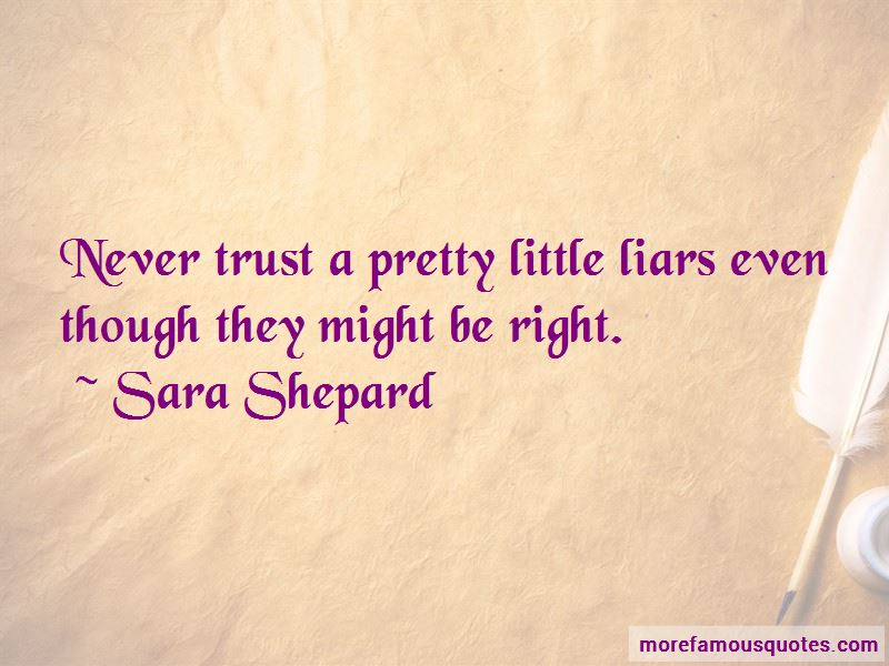 A Pretty Little Liars Quotes
