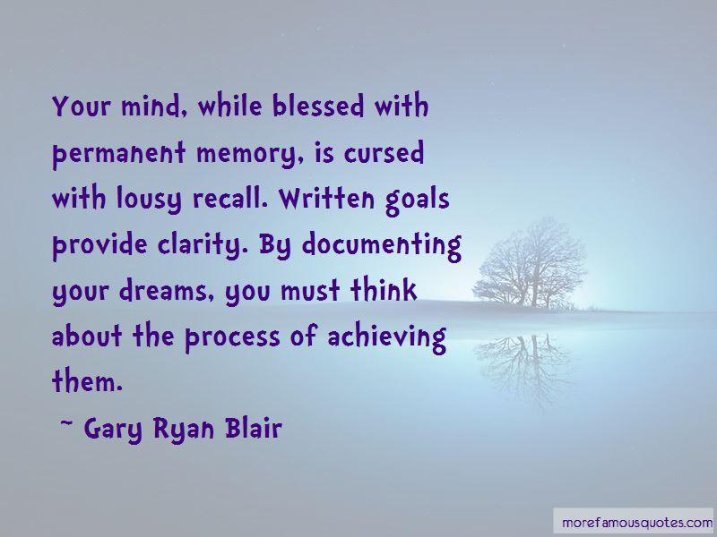Achieving Goals Dreams Quotes