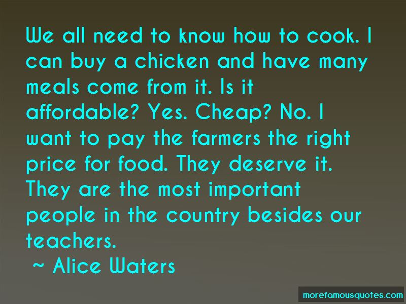 Affordable Food Quotes Pictures 2