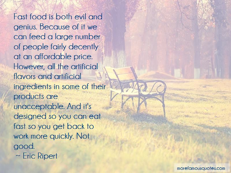 Affordable Food Quotes Pictures 3