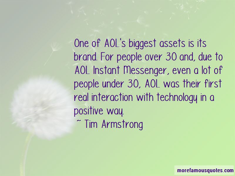 Aol Quotes