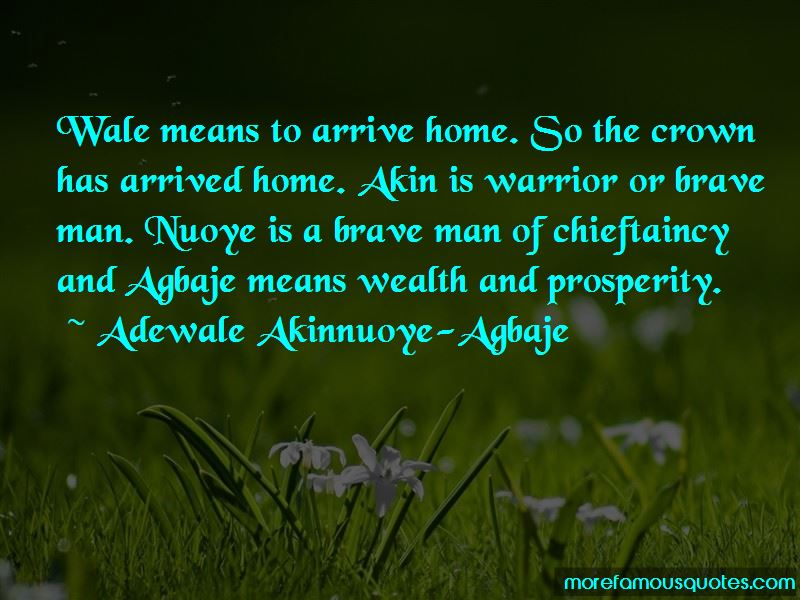 Arrived Home Quotes
