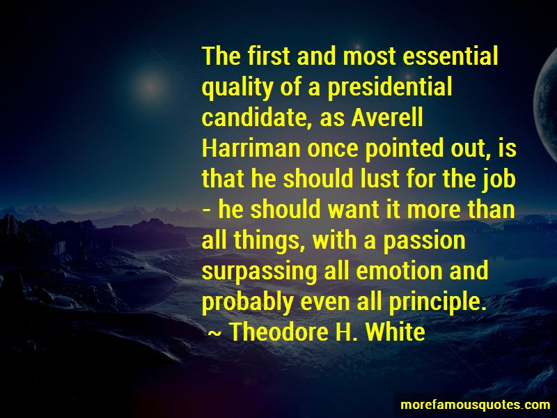 Averell Harriman Quotes