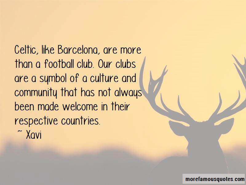 Barcelona Football Club Quotes