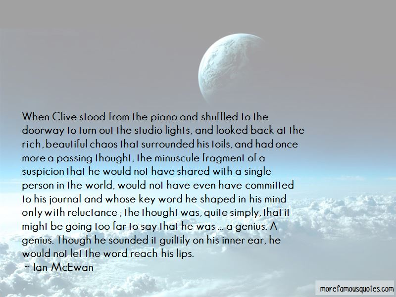 Beautiful Chaos Quotes Pictures 4