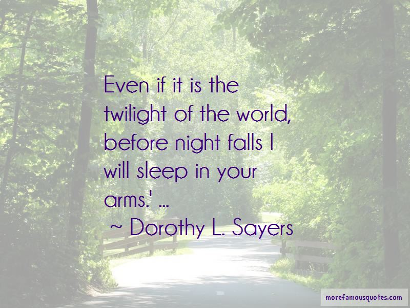 Before Night Falls Quotes