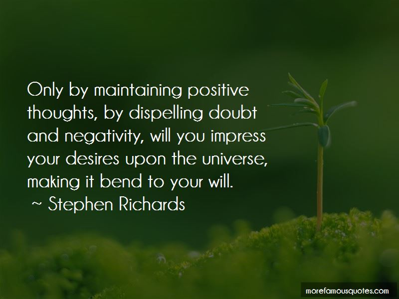 Bend Positive Quotes