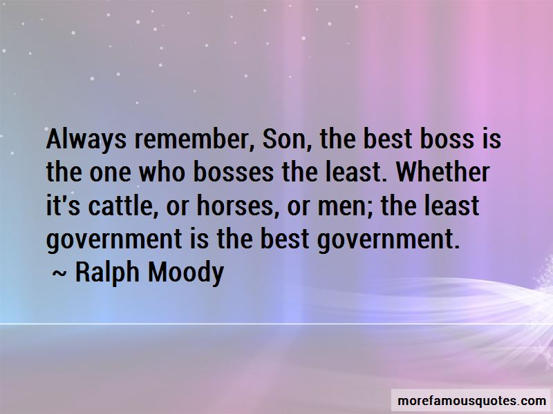 Best Boss Quotes Top 39 Quotes About Best Boss From Famous