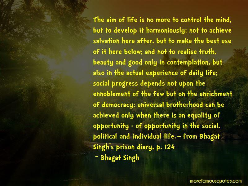 Bhagat Quotes