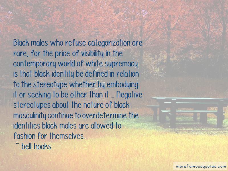 Black White Supremacy Quotes
