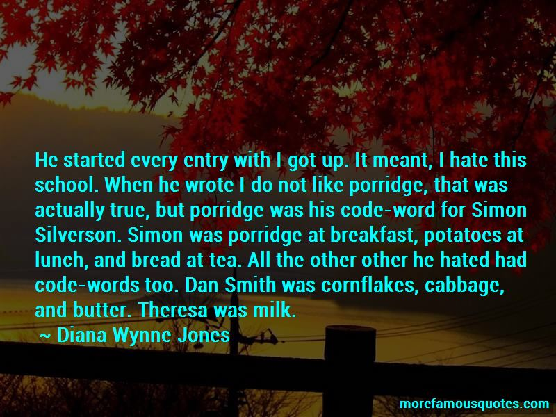 Bread N Butter Quotes