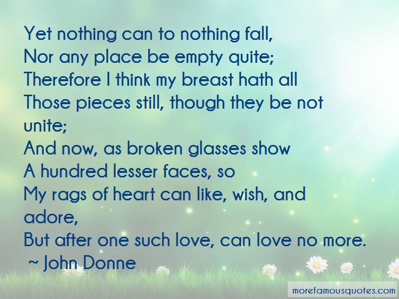 Broken Glasses Quotes