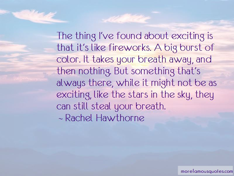 Burst Of Color Quotes