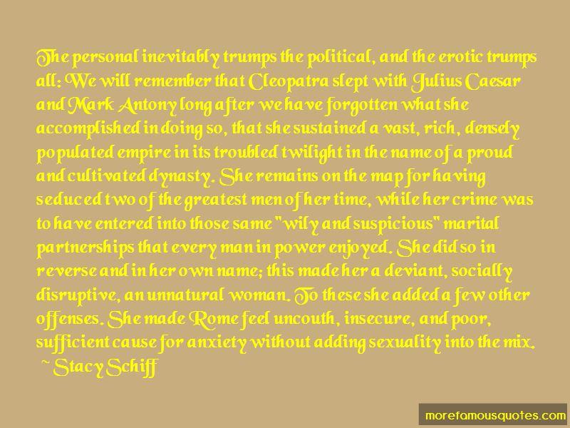 Caesar And Cleopatra Quotes