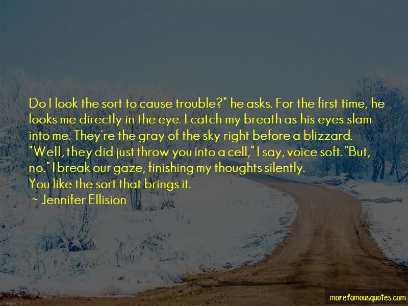 Cause Trouble Quotes Pictures 3