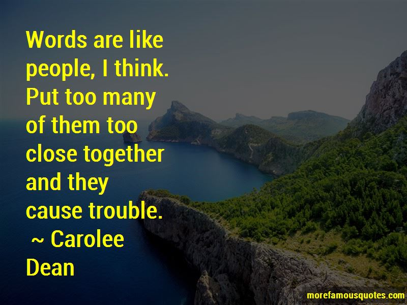 Cause Trouble Quotes Pictures 4