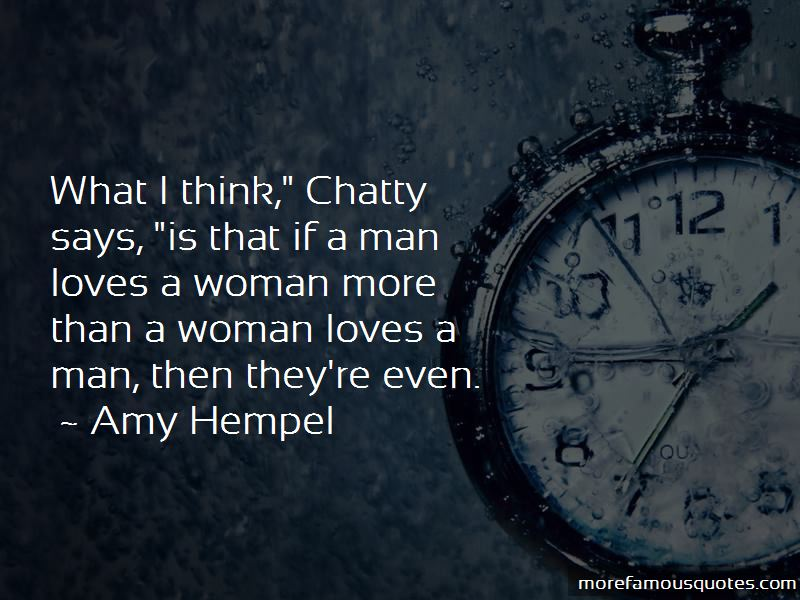 Chatty Man Quotes