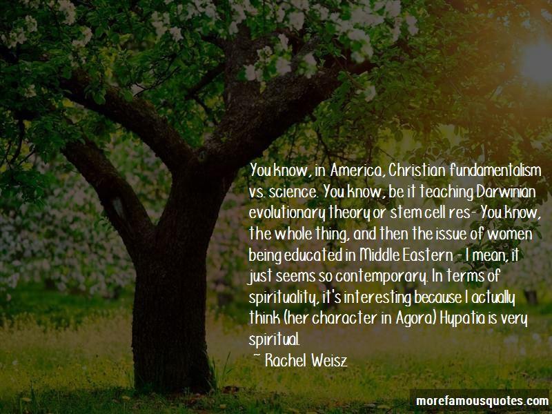 Christian Fundamentalism Quotes