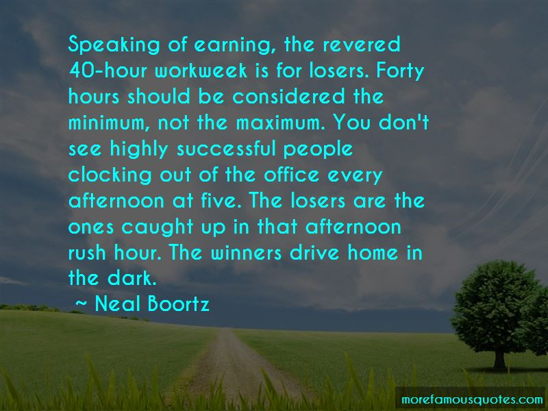 Clocking Out Quotes Pictures 2