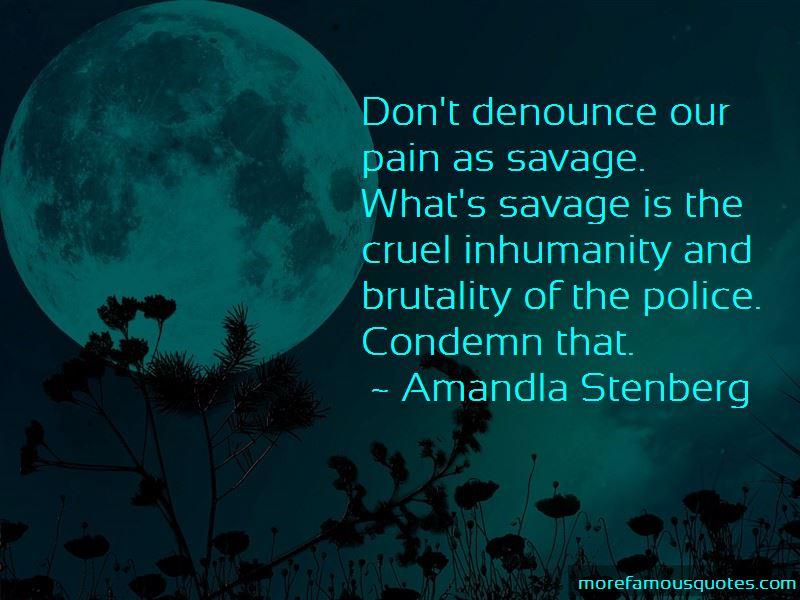 Condemn Quotes
