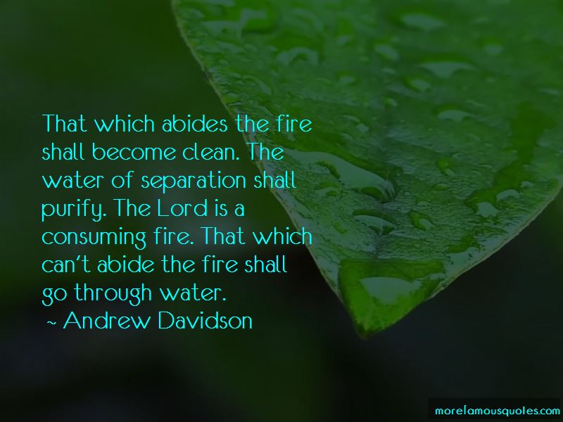 Consuming Fire Quotes Pictures 2