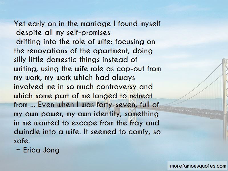 Cop Wife Quotes: top 6 quotes about Cop Wife from famous authors
