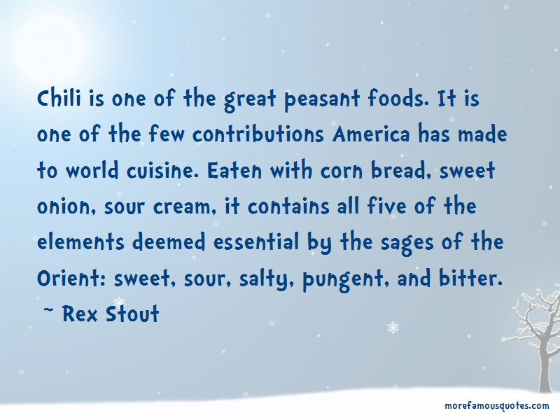 Cream Corn Quotes